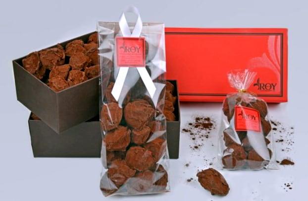 chocolats traditionnels Roy